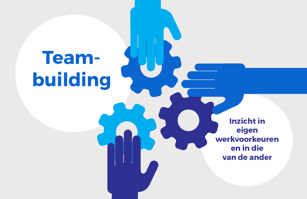 Originele teambuilding